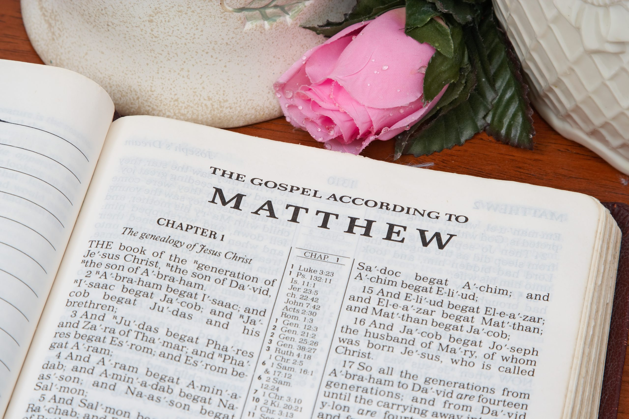 Book of Matthew in the New Testament
