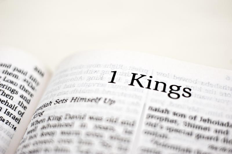 1rst Kings